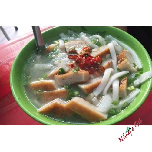 Chả Cá Thu Phan Rang