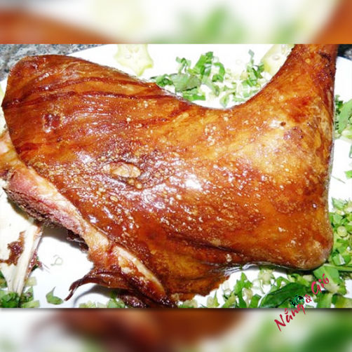 Thịt Đùi Dê