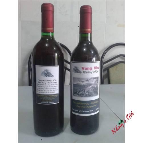 Rượu Nho Phan Rang