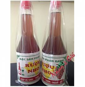 Rượu Nho Phan Rang| Cửa hàng đặc sản phan rang tại TP.HCM